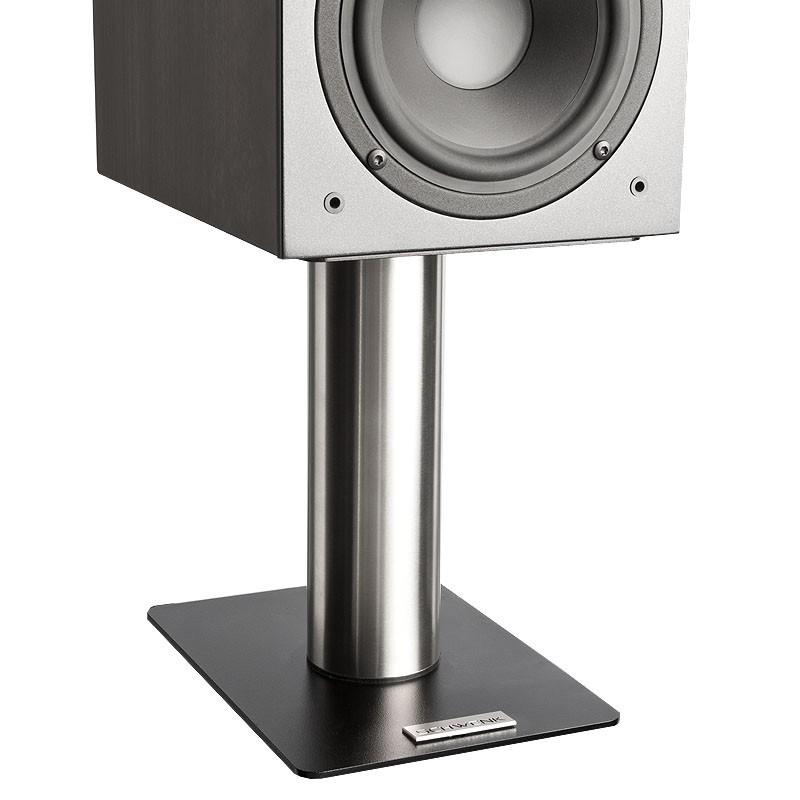 Di side stahl edelstahl 20 4 cm schwenk audio hifi for Stuhl edelstahl