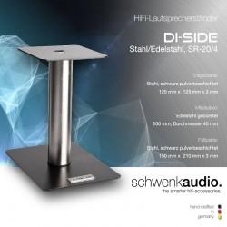 DI-SIDE - Stahl/Edelstahl 20/4 cm