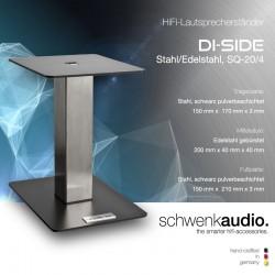 DI-SIDE - Stahl/Edelstahl 20/4/4 cm