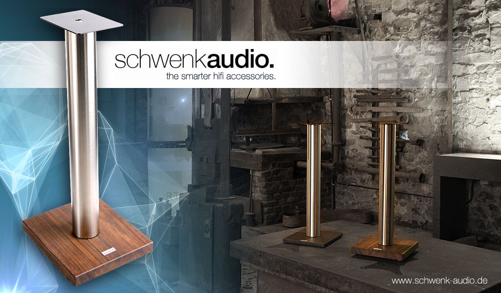 schwenk-audio - the smarter hifi accessories